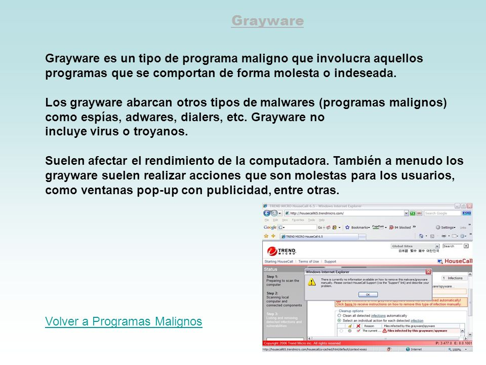 Grayware