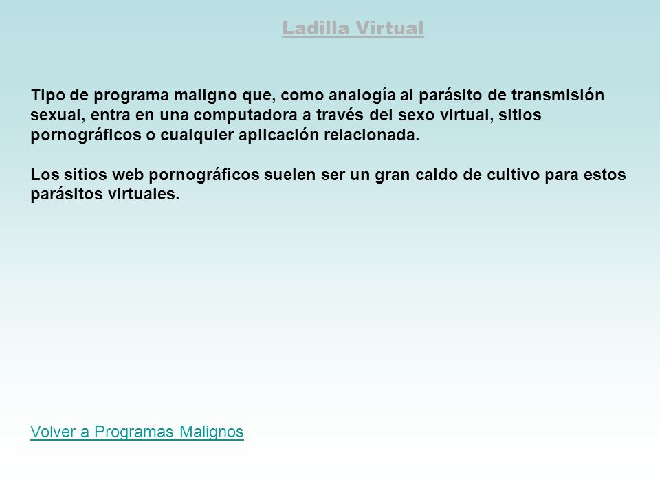 Ladilla Virtual