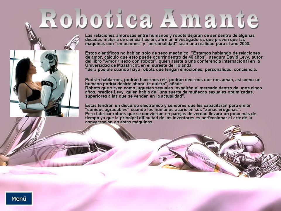 Robotica Amante