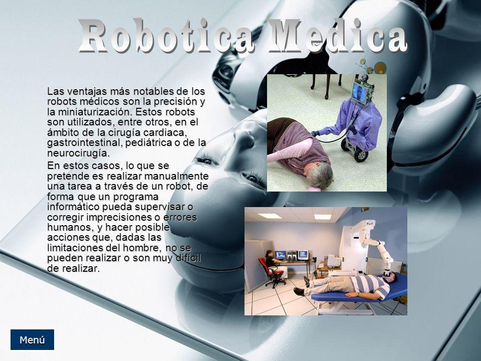 Robotica Medica