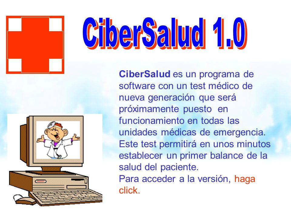 WinHealth 1.0 CiberSalud 1.0.