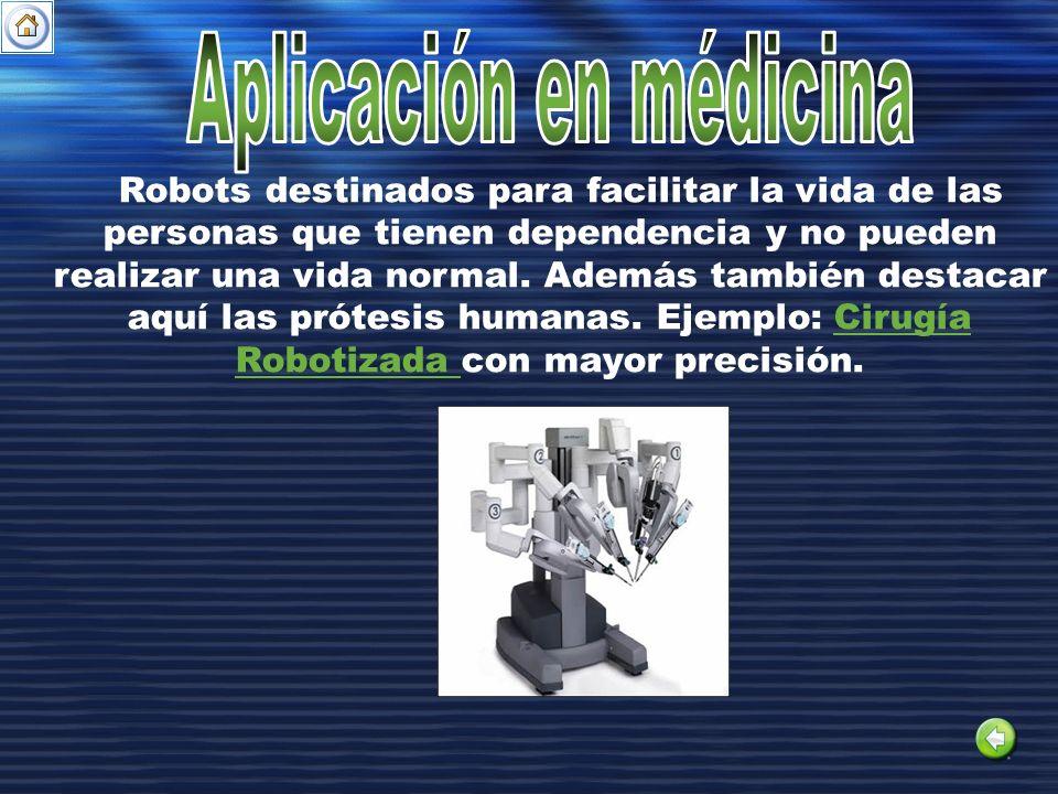 Aplicación en médicina