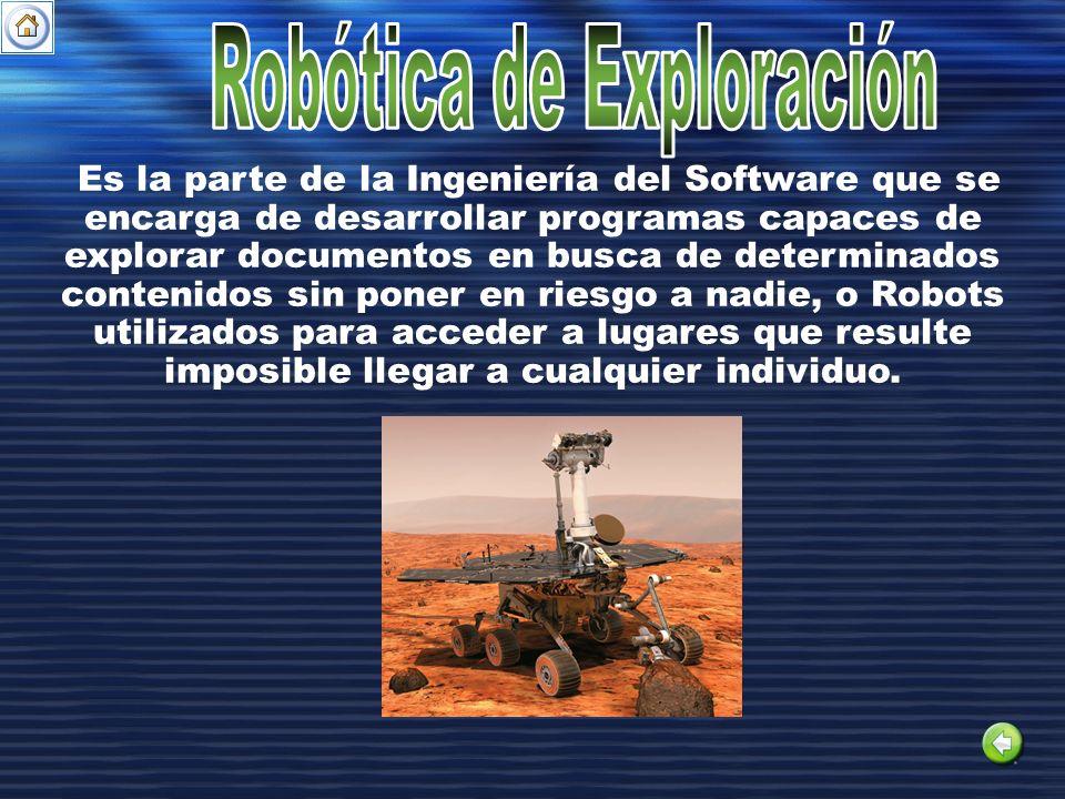 Robótica de Exploración