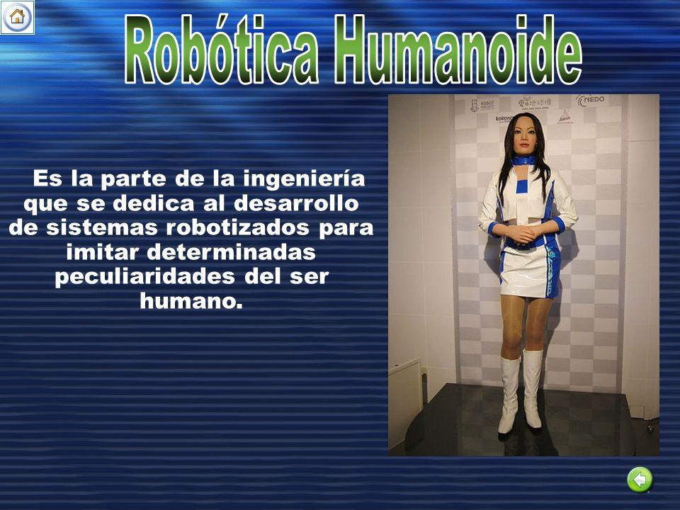 Robótica Humanoide