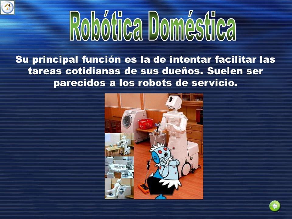Robótica Doméstica