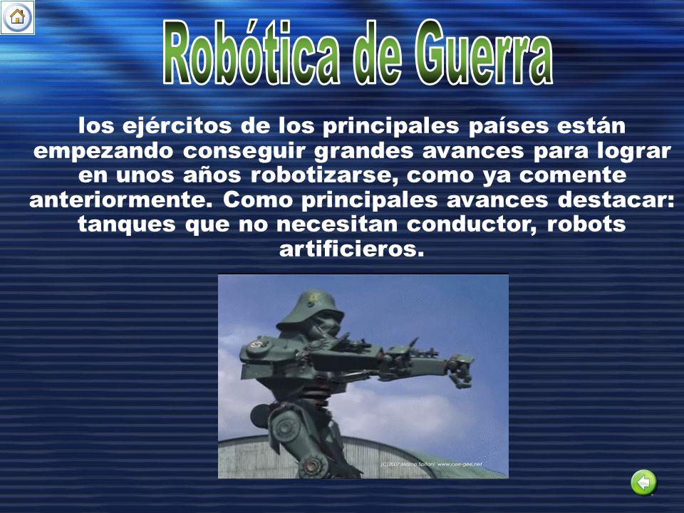 Robótica de Guerra