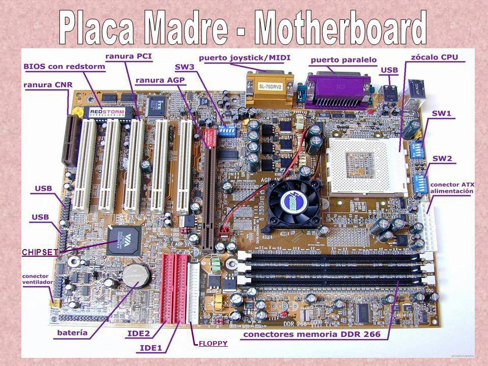 Placa Madre - Motherboard