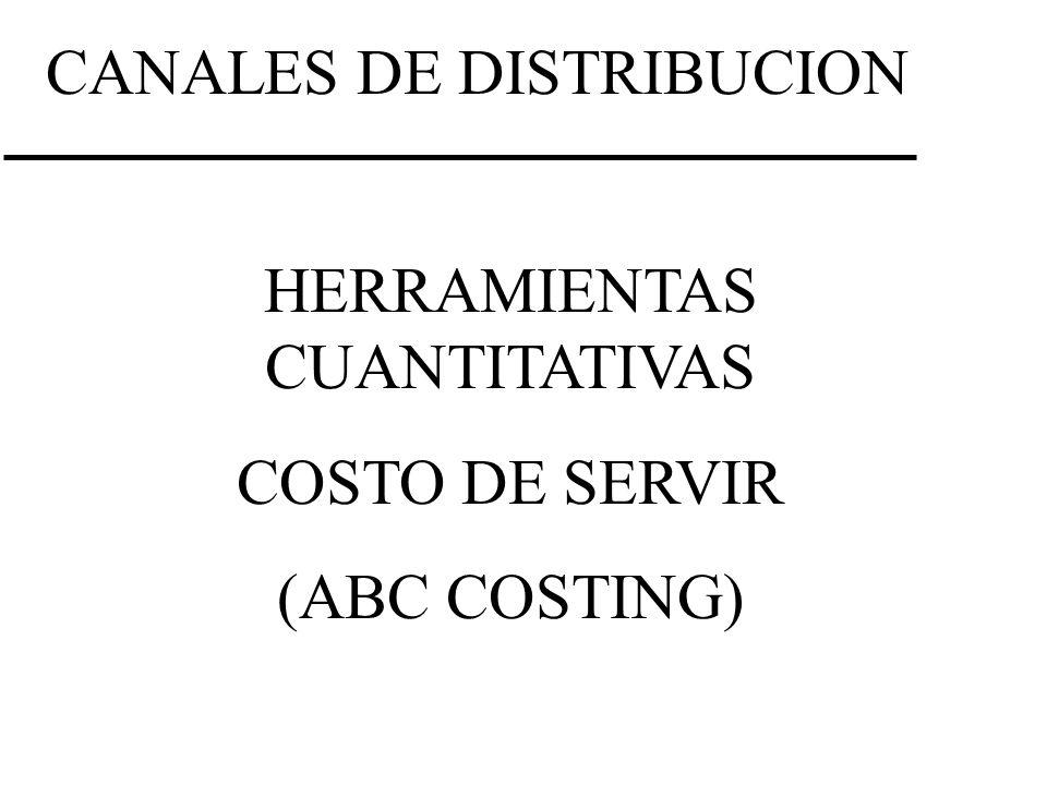 HERRAMIENTAS CUANTITATIVAS