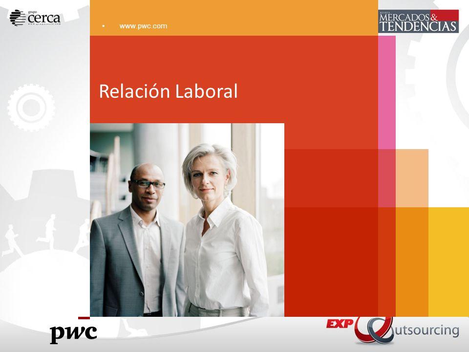 www.pwc.com Relación Laboral