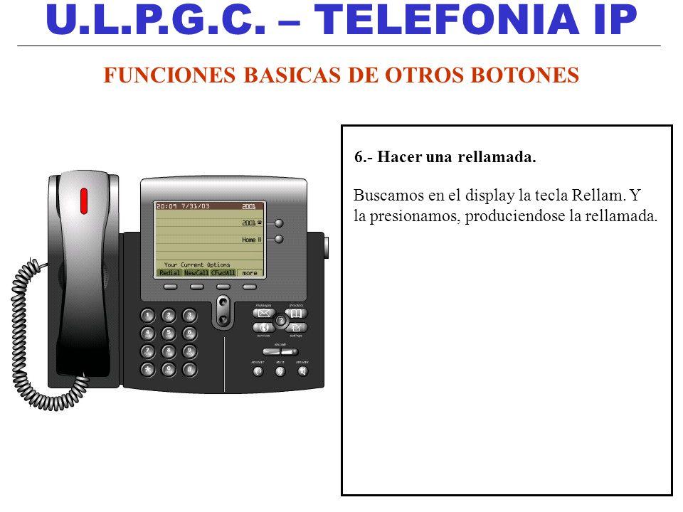 FUNCIONES BASICAS DE OTROS BOTONES
