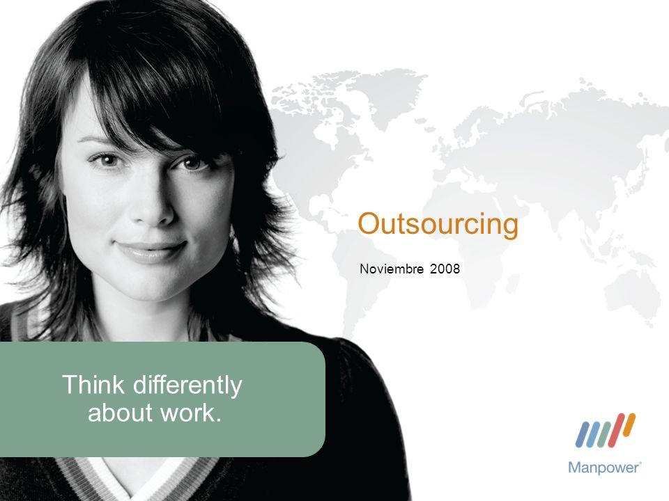 Outsourcing Noviembre 2008