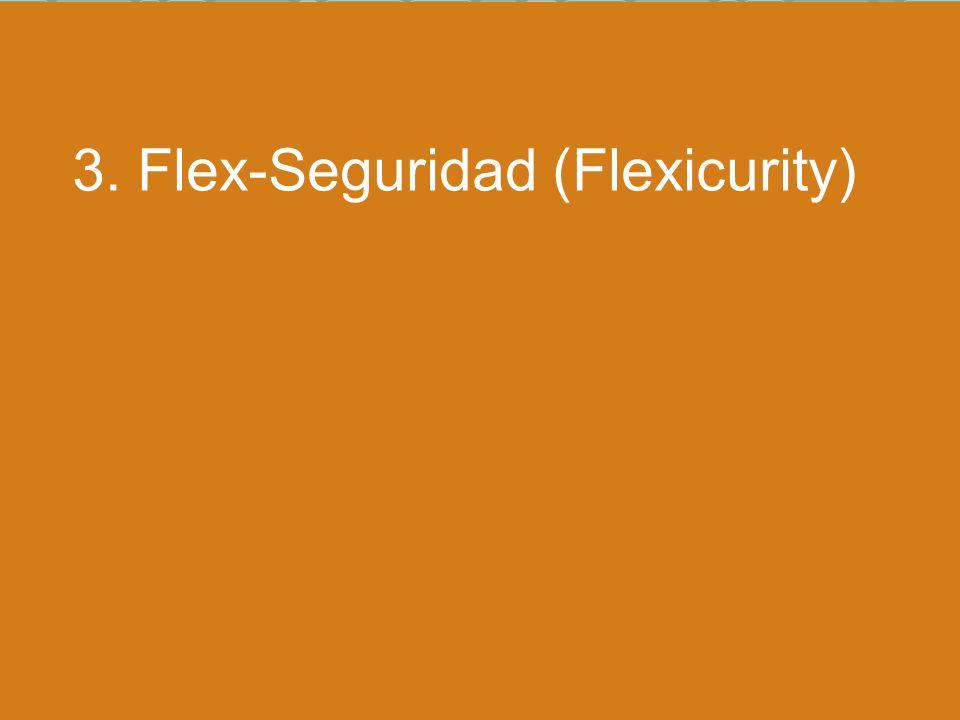 3. Flex-Seguridad (Flexicurity)