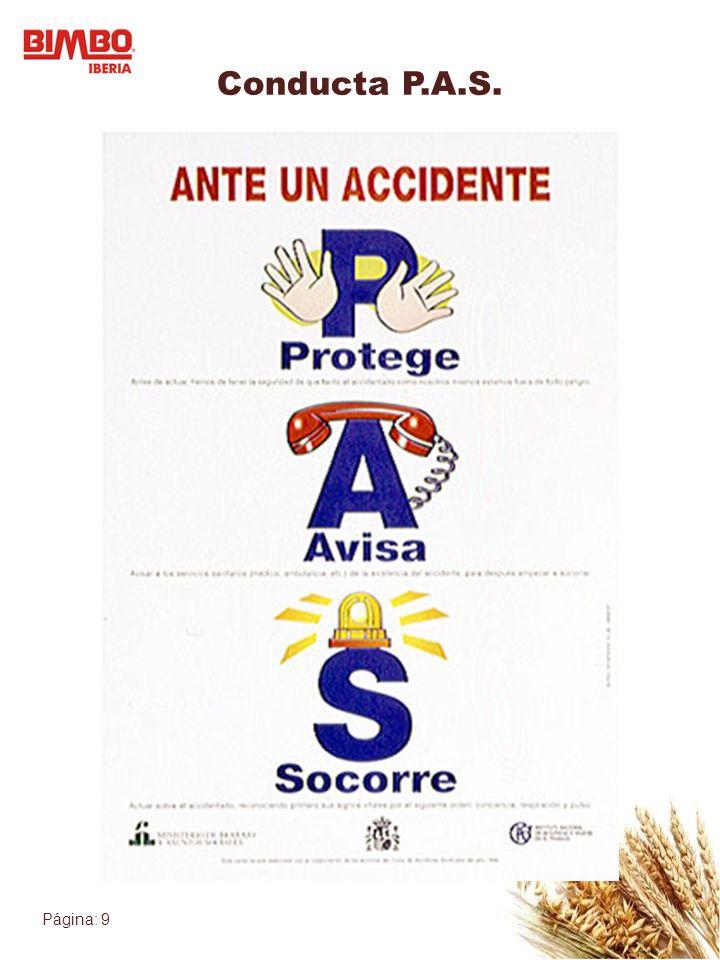 Conducta P.A.S.