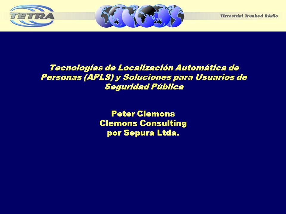 Peter Clemons Clemons Consulting por Sepura Ltda.