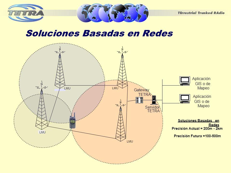 Soluciones Basadas en Redes