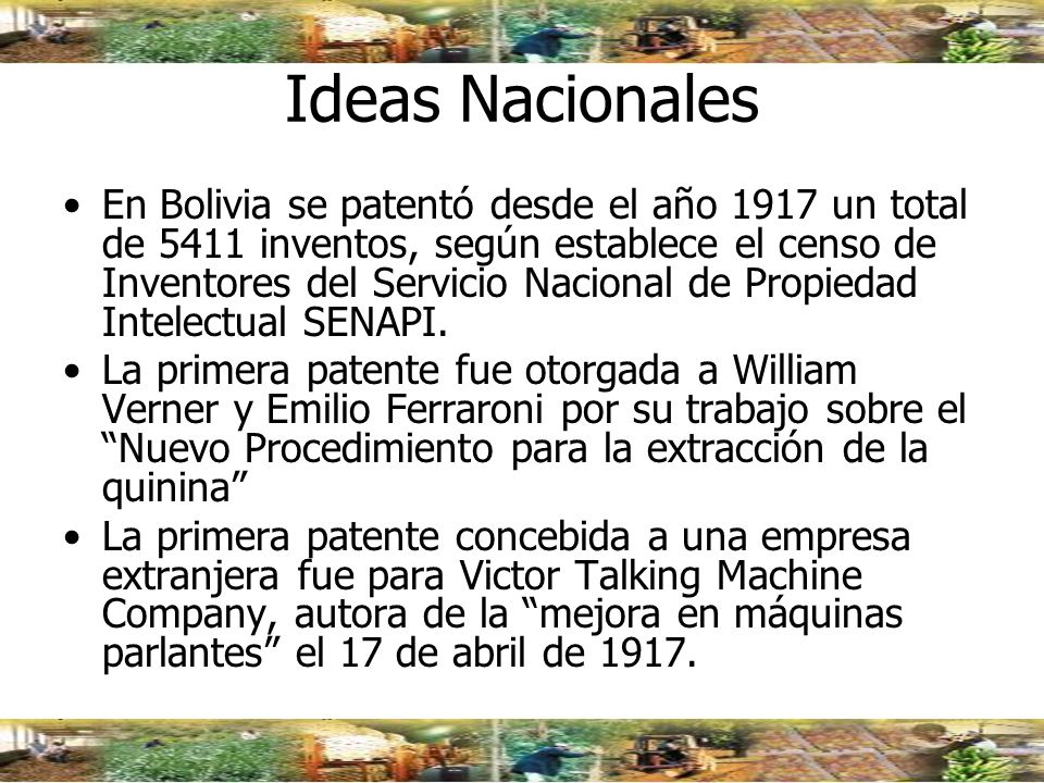 Ideas Nacionales