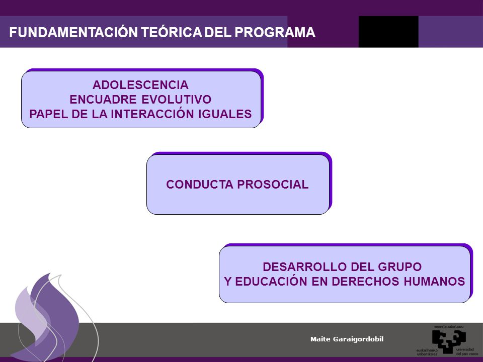PAPEL DE LA INTERACCIÓN IGUALES Y EDUCACIÓN EN DERECHOS HUMANOS