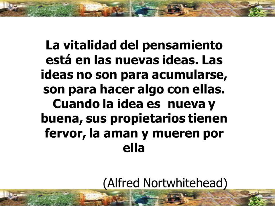 (Alfred Nortwhitehead)