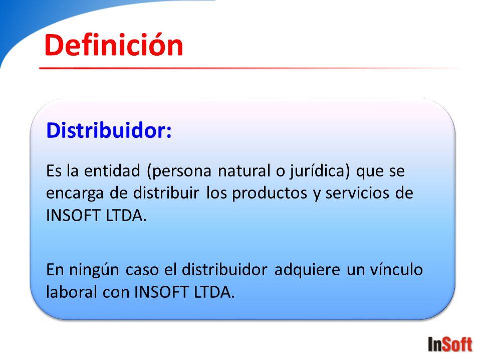 Definición Distribuidor: