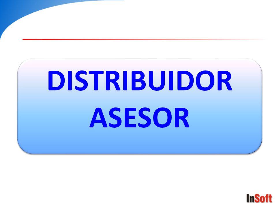 DISTRIBUIDOR ASESOR