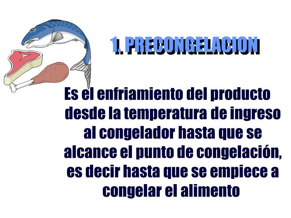 1. PRECONGELACION