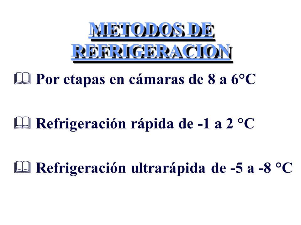 METODOS DE REFRIGERACION