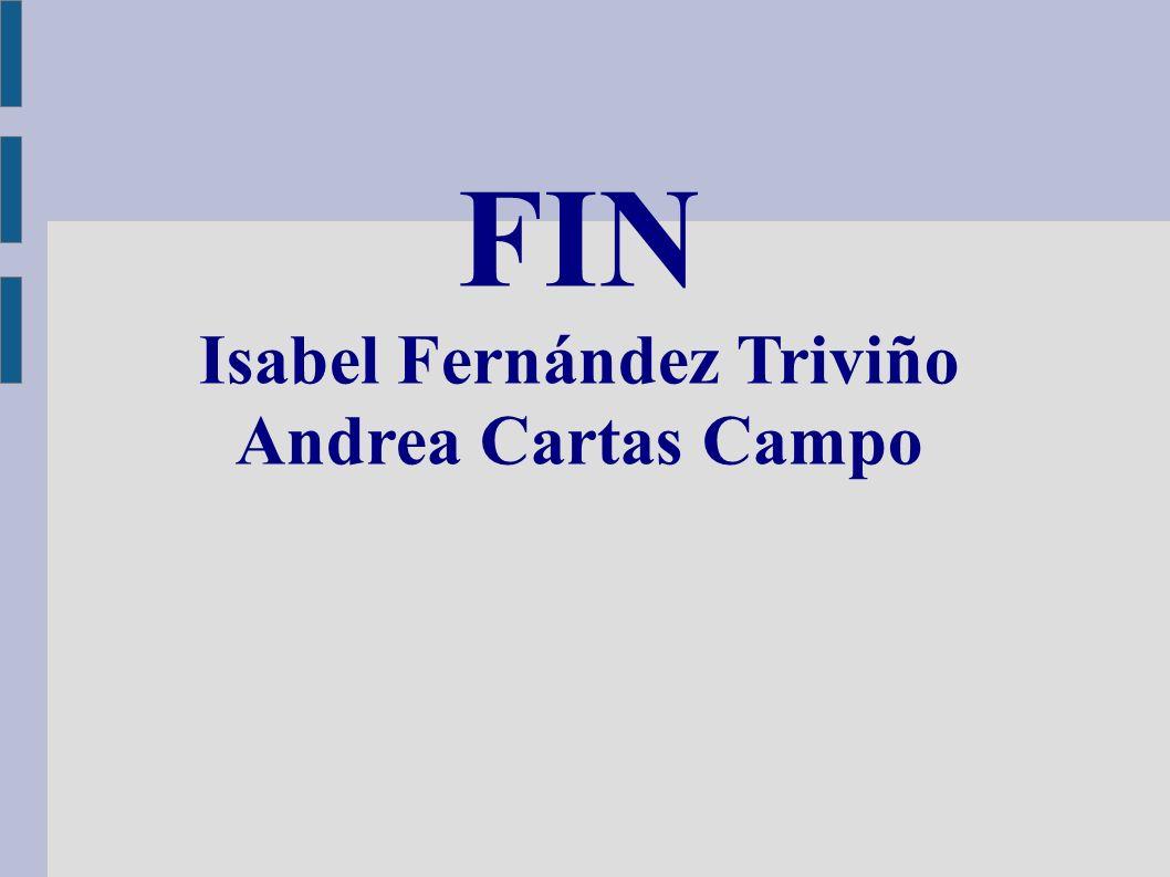 Isabel Fernández Triviño