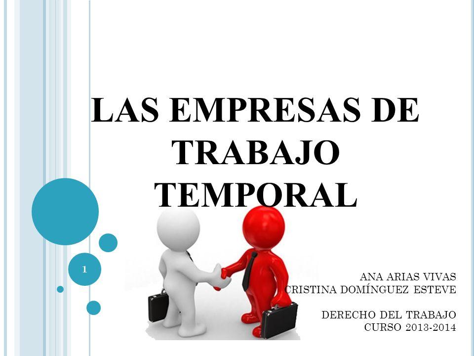 Empresas de trabajo temporal en madrid - Oficinas de trabajo temporal ...