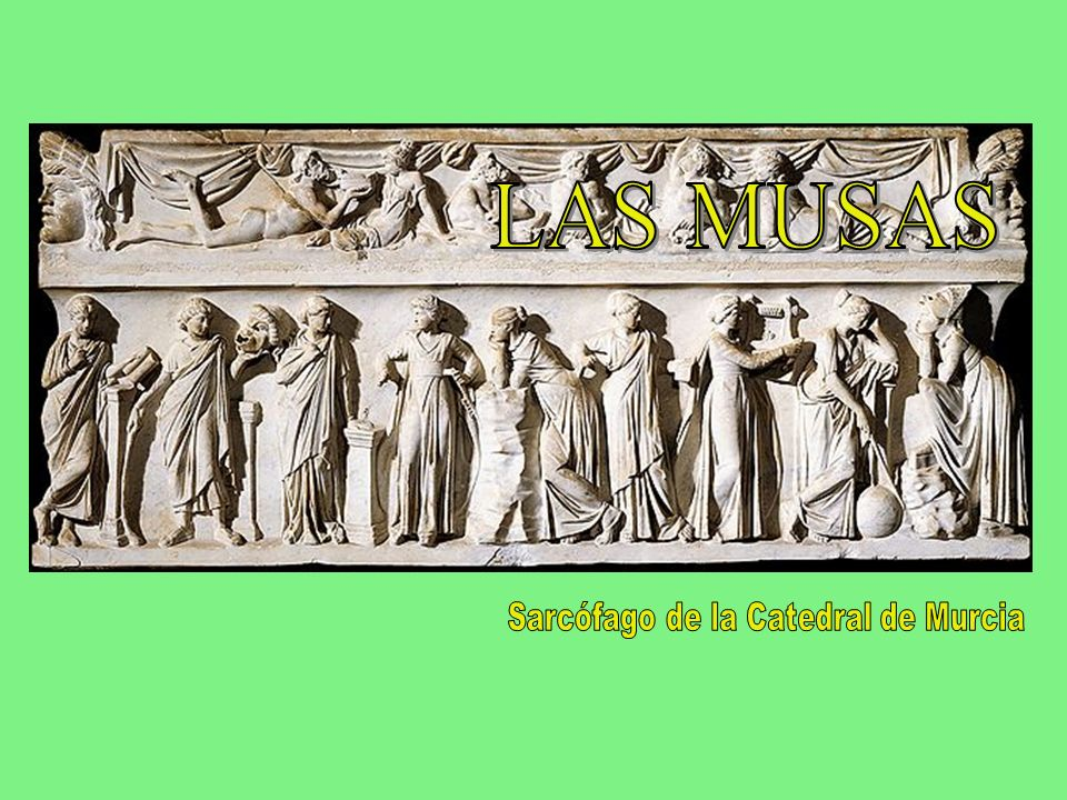 Sarcófago de la Catedral de Murcia