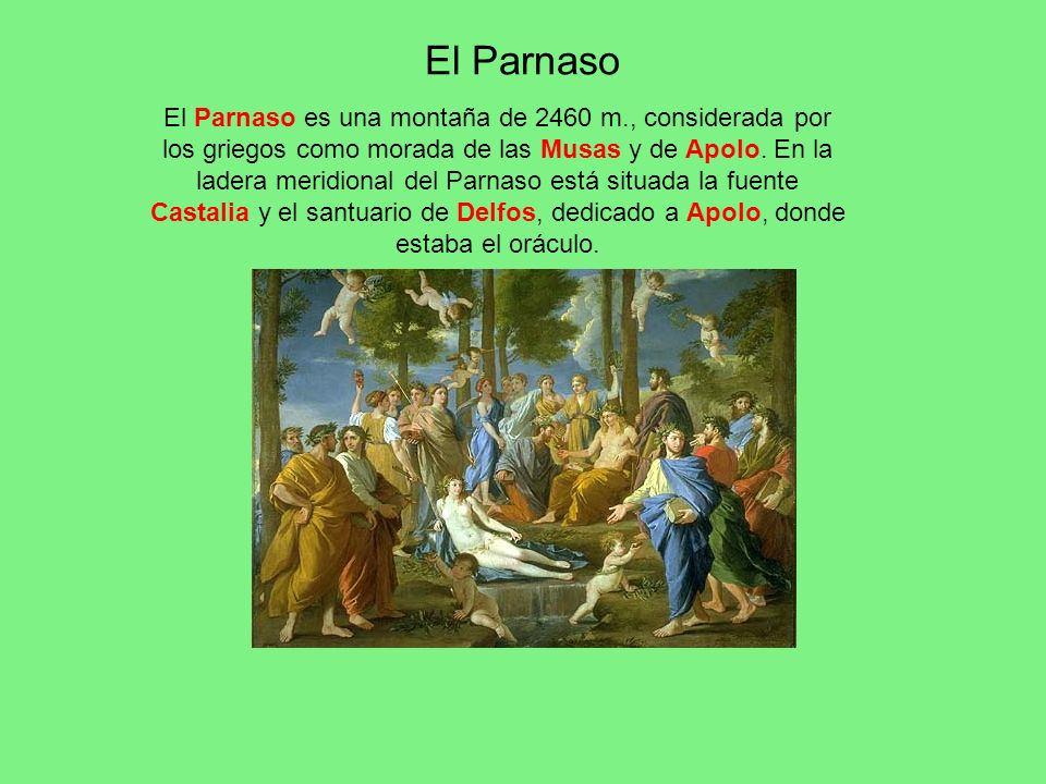 El Parnaso