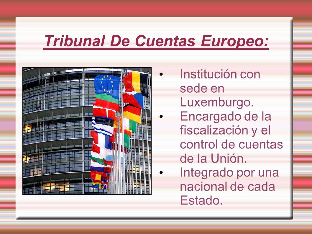 Tribunal De Cuentas Europeo: