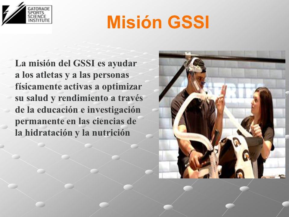 Misión GSSI