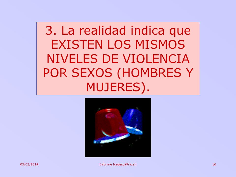 Informe Iceberg (Pincel)