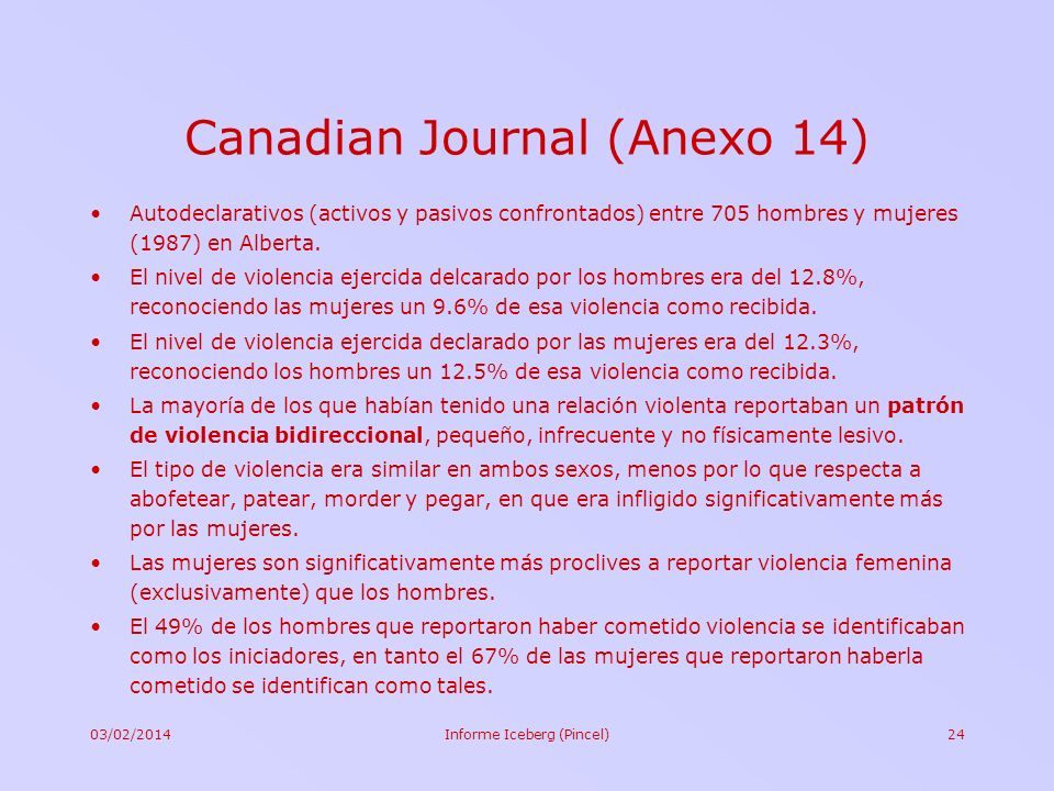 Canadian Journal (Anexo 14)