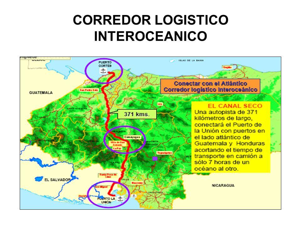 CORREDOR LOGISTICO INTEROCEANICO