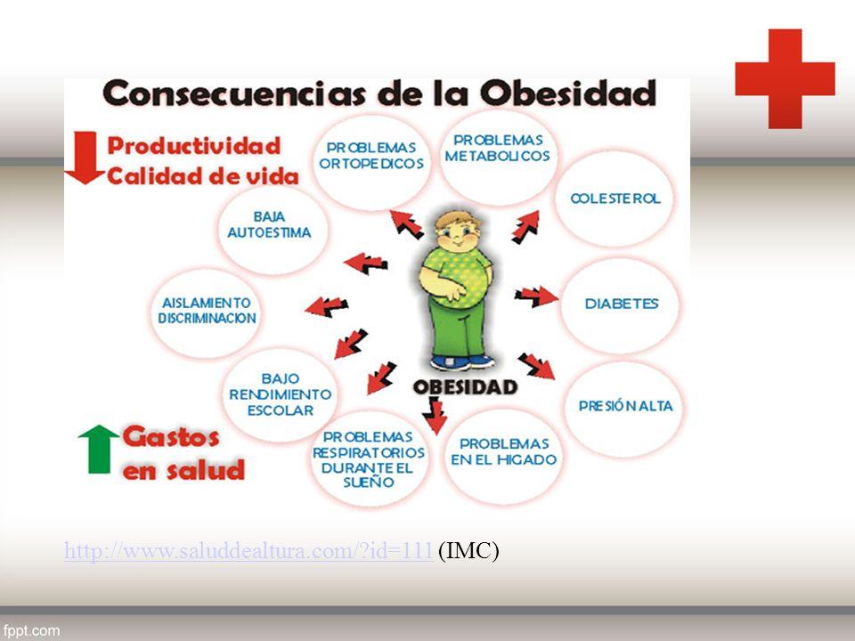 http://www.saluddealtura.com/ id=111 (IMC)