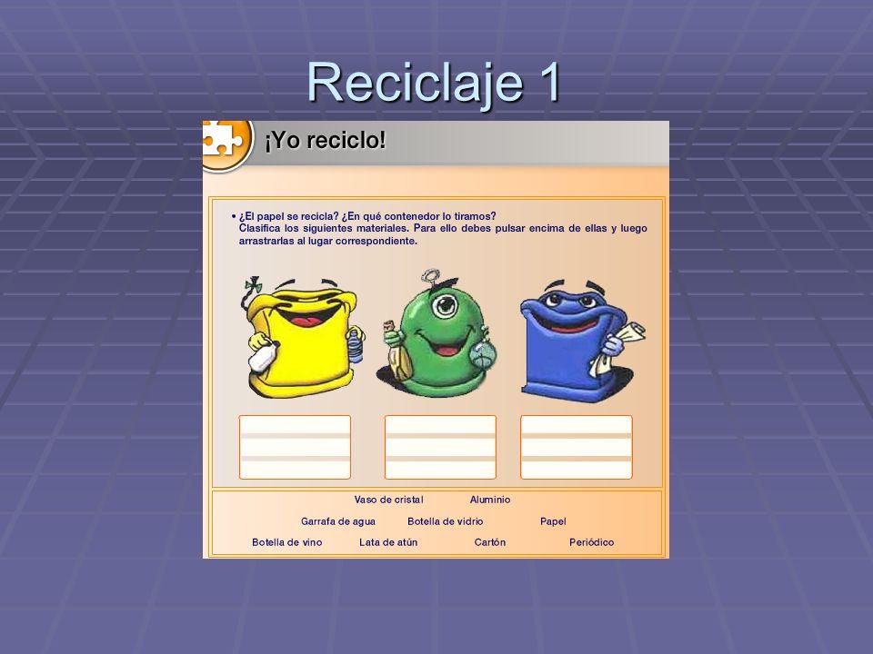 Reciclaje 1