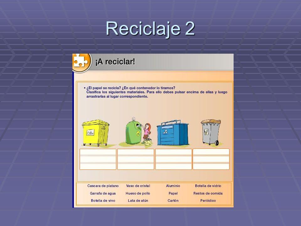 Reciclaje 2