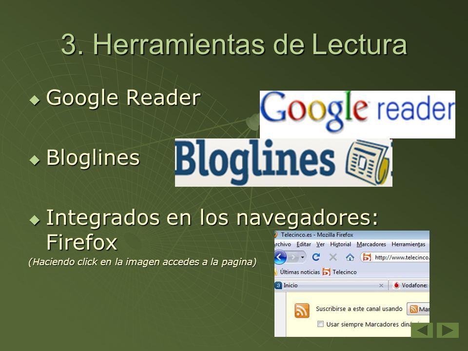 3. Herramientas de Lectura
