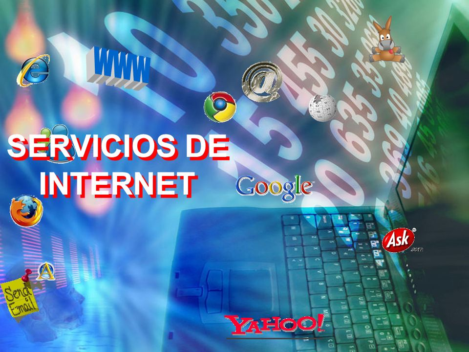www SERVICIOS DE INTERNET