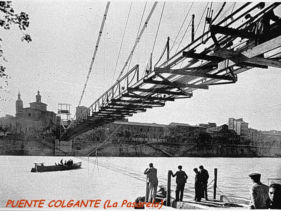 PUENTE COLGANTE (La Pasarela)