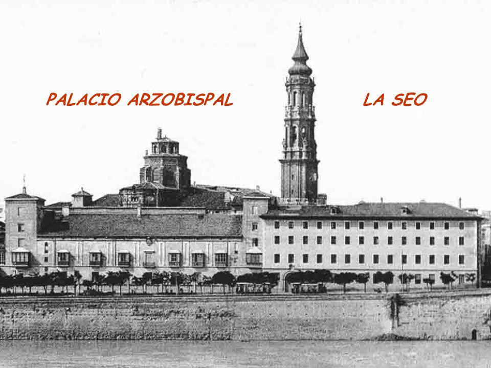 PALACIO ARZOBISPAL LA SEO
