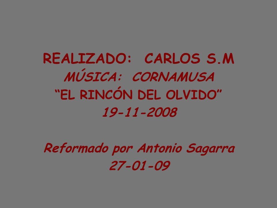 Reformado por Antonio Sagarra