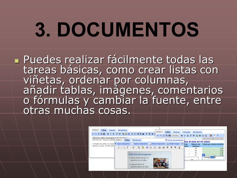 3. DOCUMENTOS