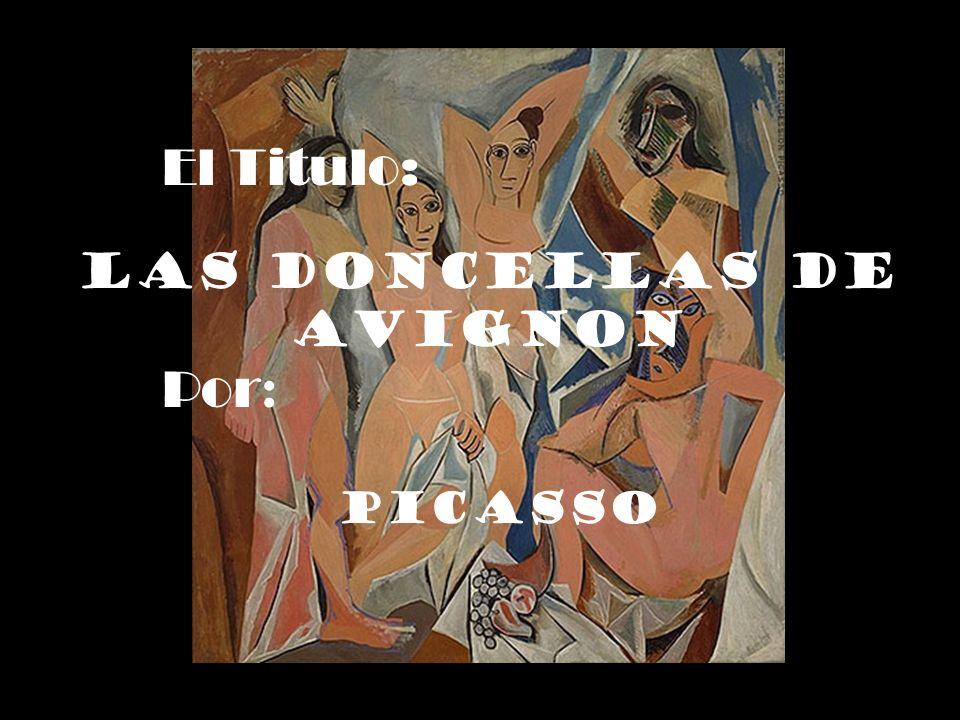 Las Doncellas de Avignon