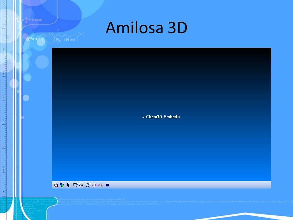 Amilosa 3D