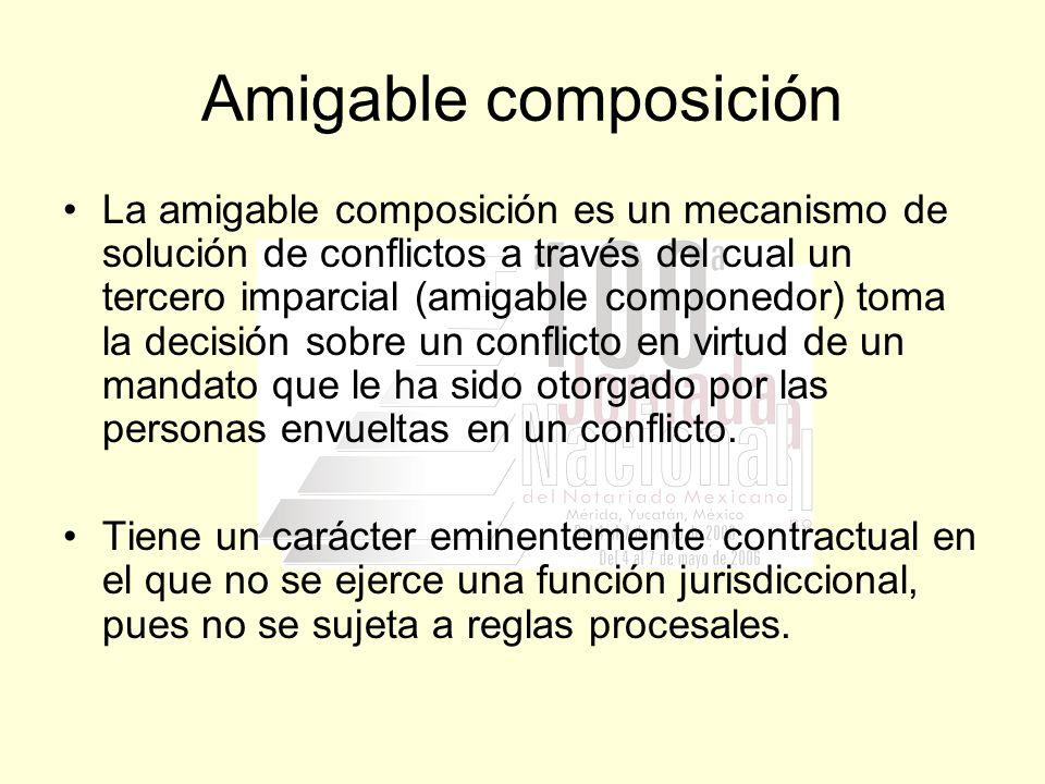 Amigable composición