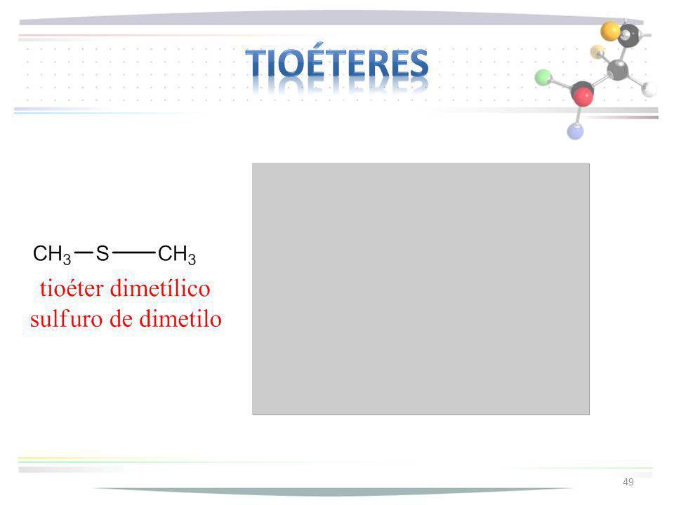 Tioéteres