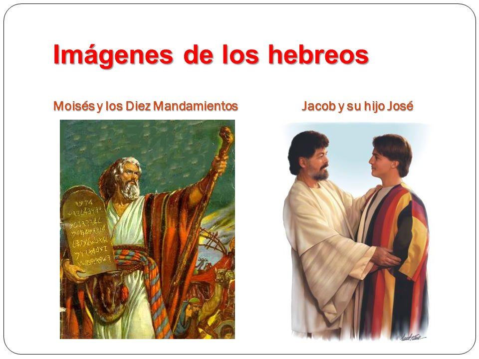 Imágenes de los hebreos