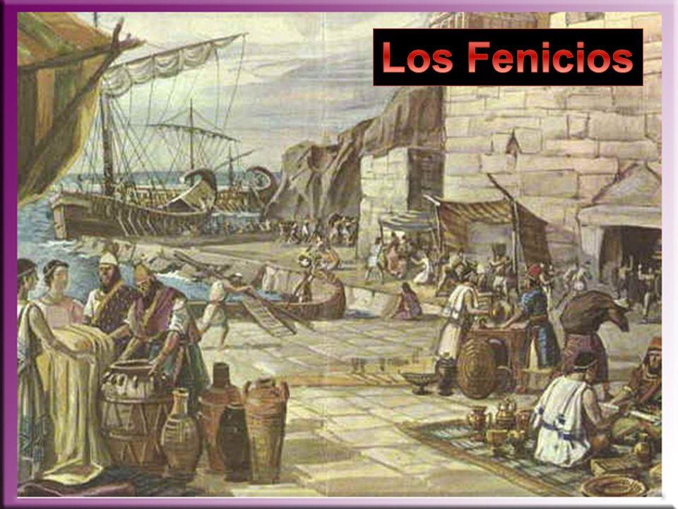 Los Fenicios